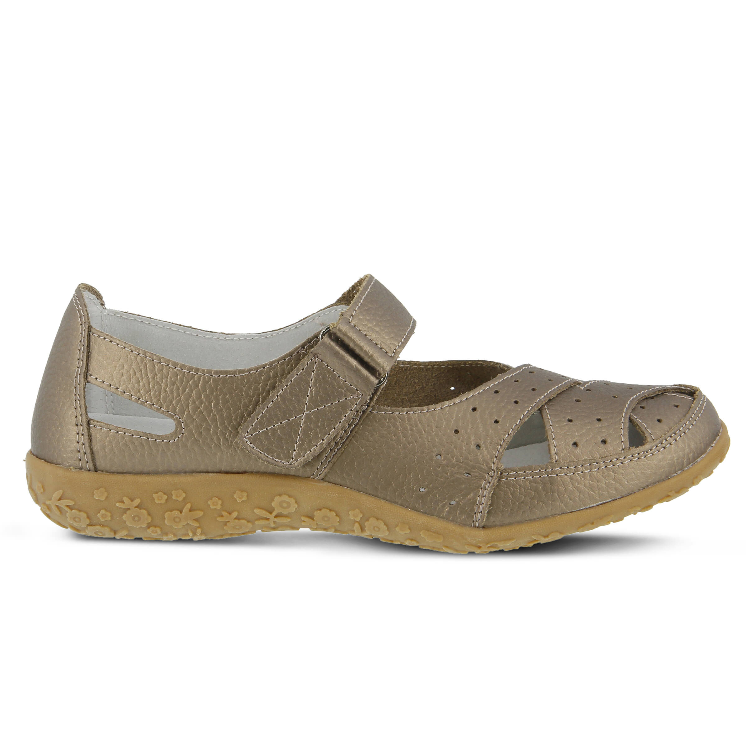 Women's SPRING STEP Streetwise Shoes Bronze