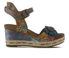 Women's L'Artiste Annmarie Espadrille Wedge Sandals