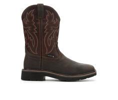Men's Wolverine 10767 Rancher Soft Toe Waterproof Work Boots