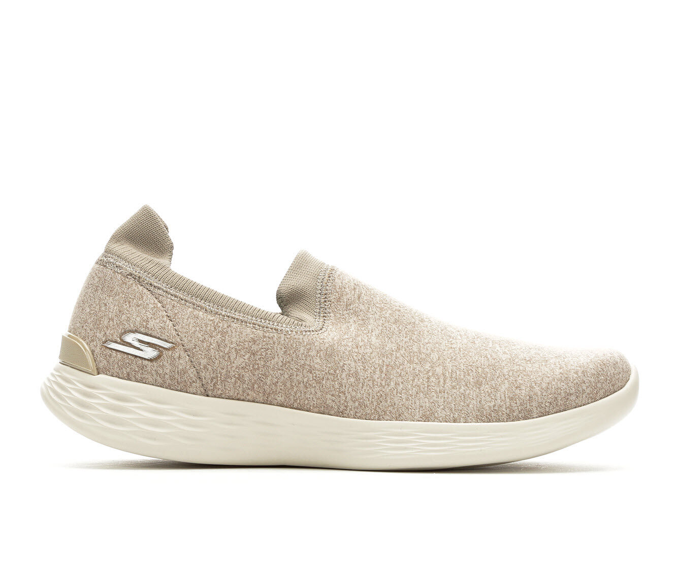 Women's Skechers Go You Perfection 15821 Slip-On Shoes Taupe