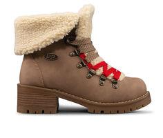 Women's Lugz Adore Fur Lace-Up Boots