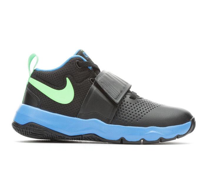 Boys' Nike Team Hustle D8 3.5-7 Basketball Shoes