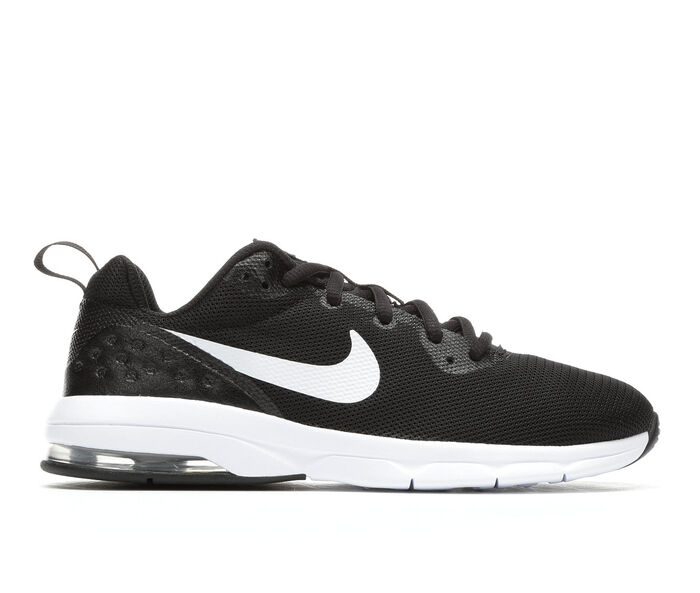Boys' Nike Air Max Motion Low 10.5-3 Sneakers