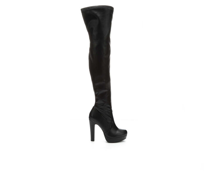 Women's Y-Not Brilliant Over-The-Knee Boots