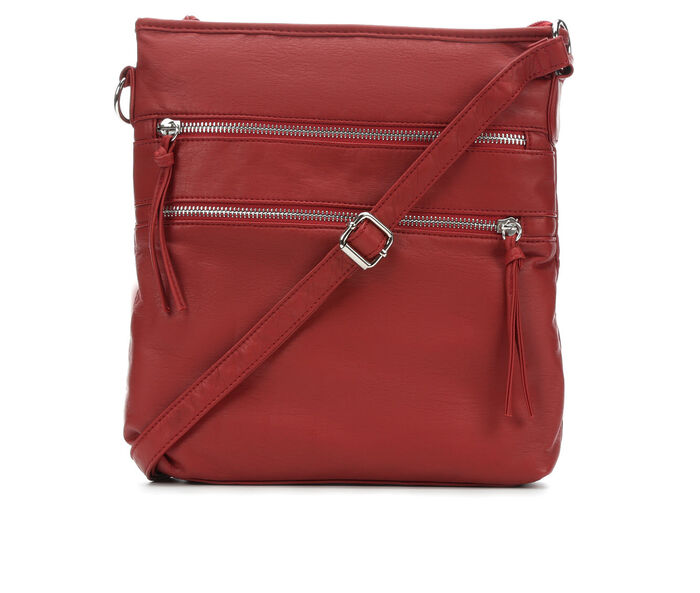 Bueno Of California Smooth Crossbody Handbag