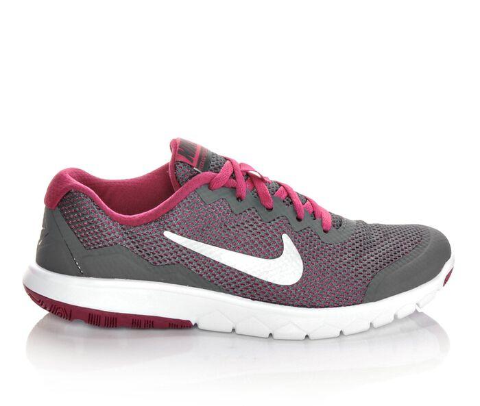 Girls' Nike Flex Experience 4 3.5-7 Running Shoes
