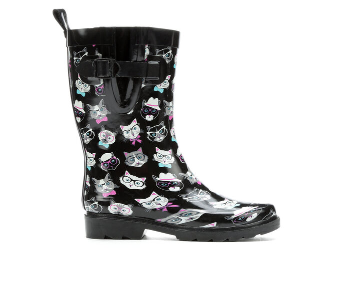 Women's Capelli New York Cool Cats Mid Rain Boots