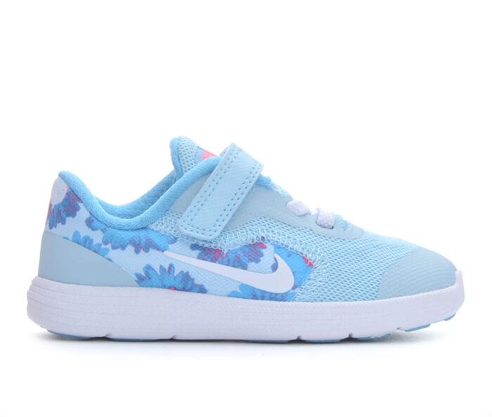 Girls' Nike Infant Revolution 3 Print Girls Running Shoes