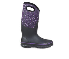 Women's Bogs Footwear Classic Tall Flowers Winter Boots