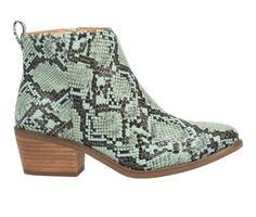Women's Code West Voodoo Snake Print Western Boots