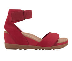 Women's Earth Origins Carolina Wedge Sandals