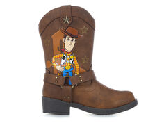 Boys' Disney Toddler & Little Kid Toy Story Western 3 Boots