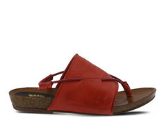 Women's SPRING STEP Madagascar Footbed Sandals