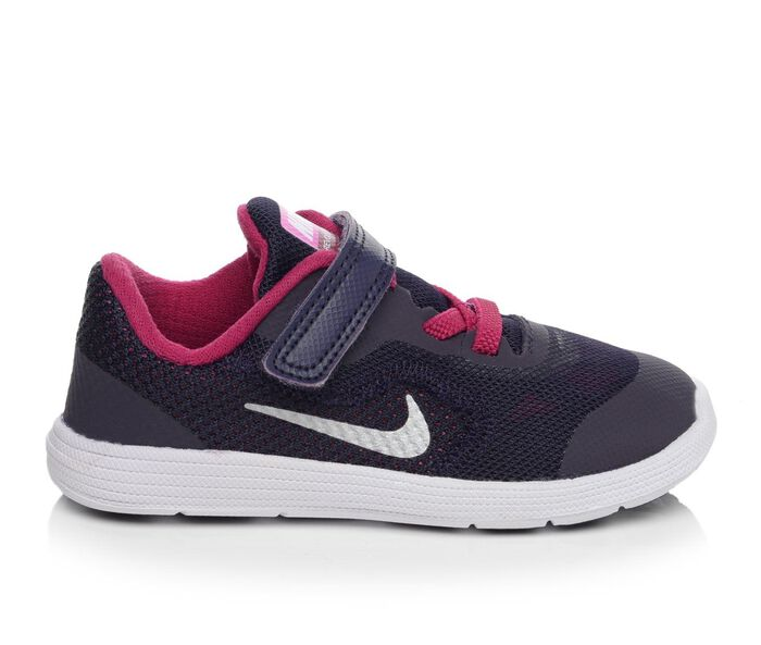Girls' Nike Infant Revolution 3 Girls Running Shoes