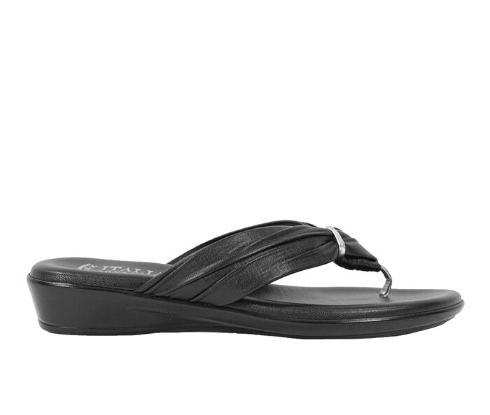 Women's Italian Shoemakers Leela Flip-Flops
