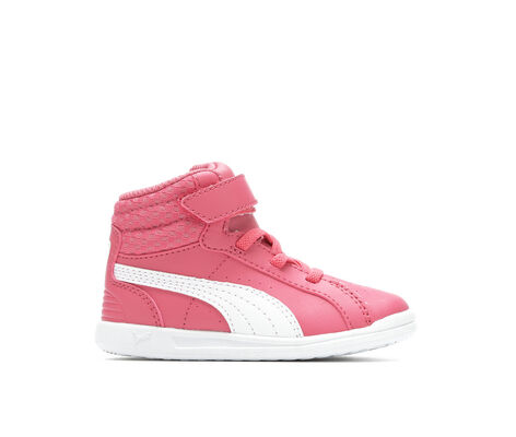 Girls' Puma Infant Ikaz Mid V2 V Girls High Top Sneakers