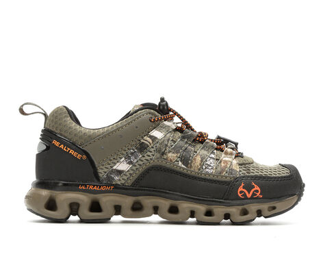 Kids' Realtree Shark Jr 12-7 Outdoor Shoes
