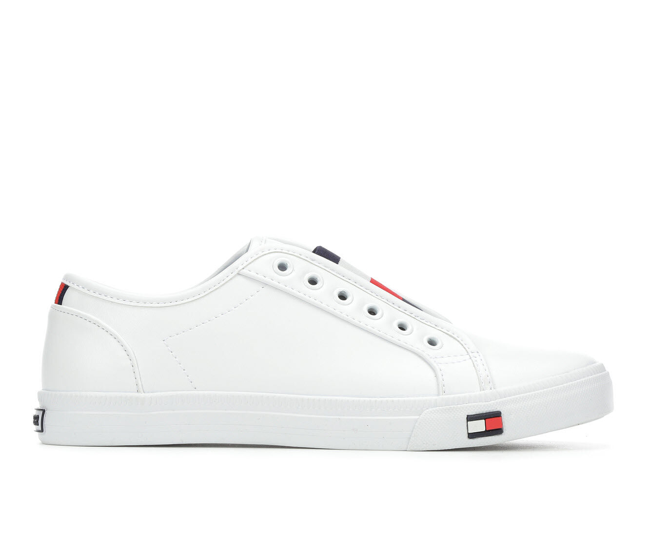 Women's Tommy Hilfiger Anni Sneakers White/Signature