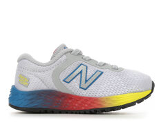 Boys' New Balance Infant & Toddler Arishi IAARIGR Wide Width Running Shoes