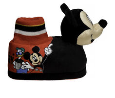 Disney Toddler & Little Kid Micky Mouse Bootie Slippers