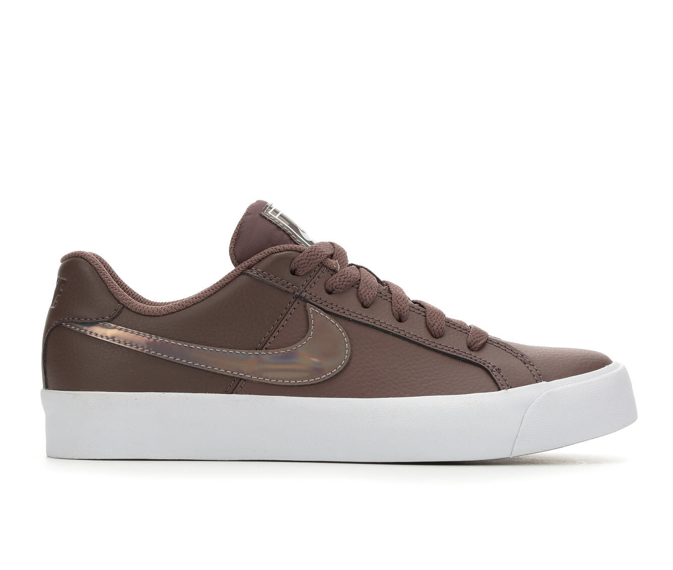 Latest Style Women's Nike Court Royale Alternate Closure Sneakers Plum/Pumice/Wht