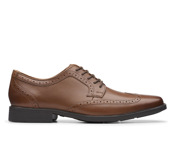 Men's Clarks Tilden Wing Dress Shoes