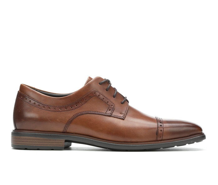 Men's Rockport DresSports Cap Toe Dress Shoes