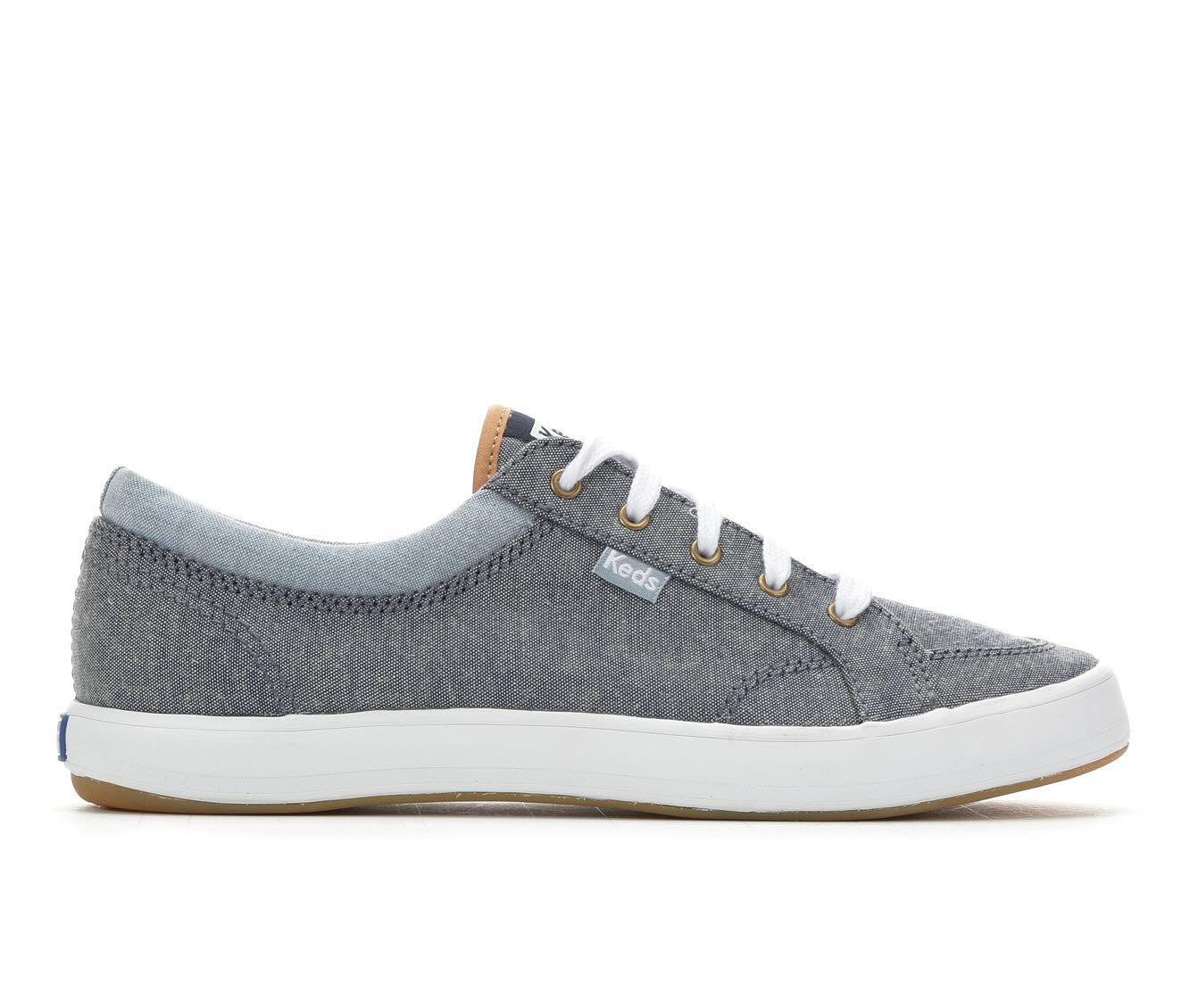 Women's Keds Center Denim Sneakers Blue