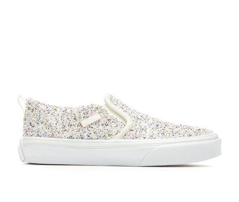 Girls' Vans Asher G 10.5-6 Skate Shoes