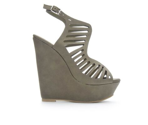 Women's Delicious Sula Platform Wedges