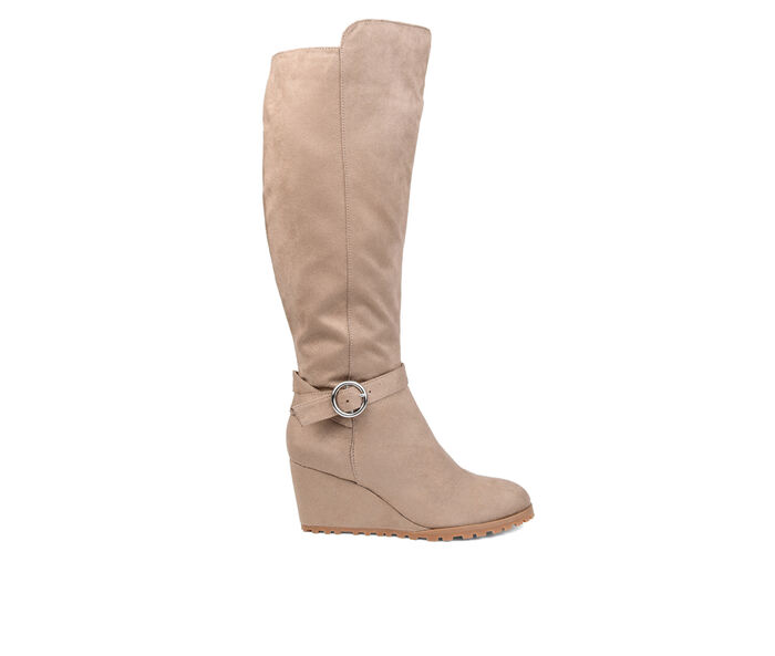 Women's Journee Collection Veronica Extra Wide Calf Knee High Boots