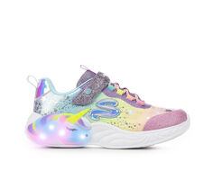 Girls' Skechers Little Kid & Big Kid Unicorn Dreams Light-Up Shoes
