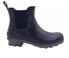 Women's London Fog Wembley Chelsea Rain Boots