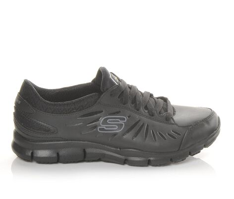 Women's Skechers Work Eldred 76551 Safety Shoes