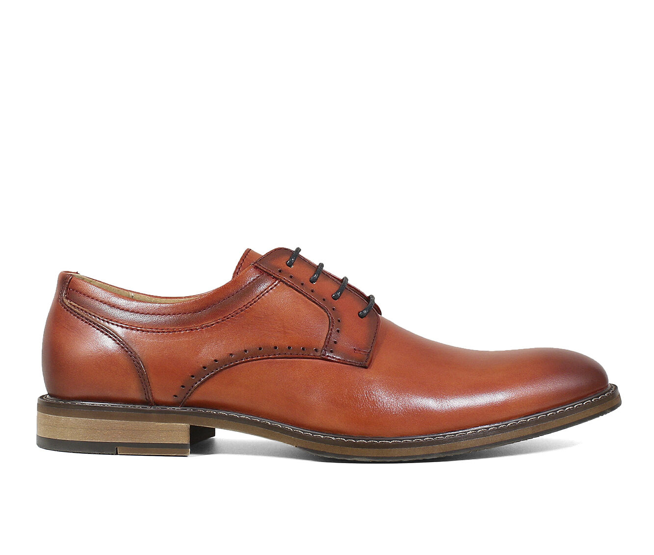 Men's Stacy Adams Faulkner Dress Shoes Cranberry