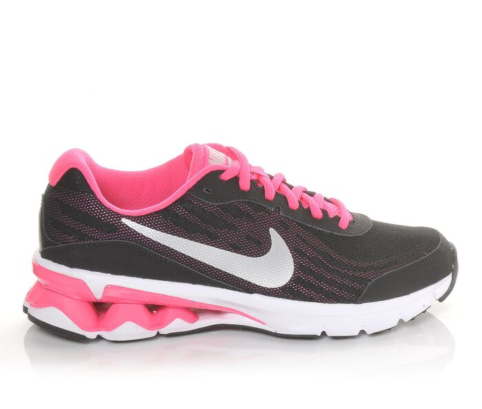 Girls' Nike Reax Run 9 1-7 Running Shoes