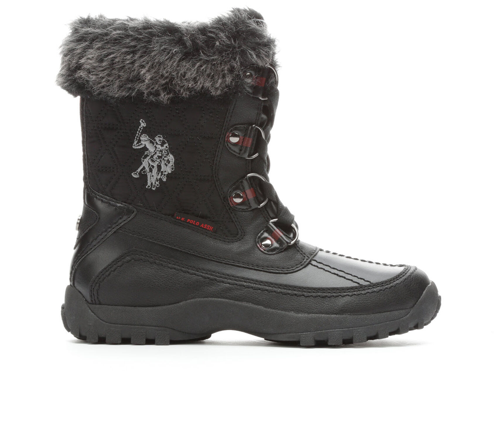 women 39 s us polo assn canyon boots. Black Bedroom Furniture Sets. Home Design Ideas