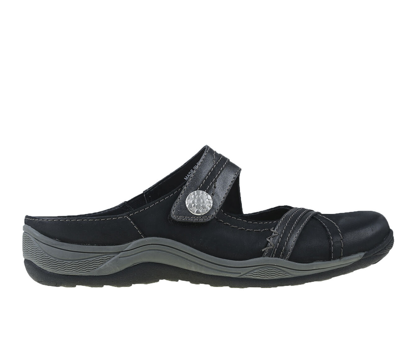 Women's Earth Origins Clara Chloe Clogs Black