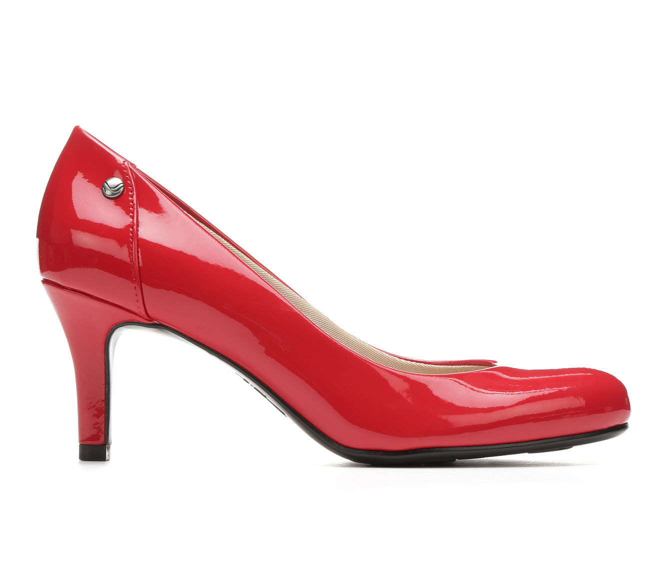Affordable Women's LifeStride Lively Pumps Red Patent