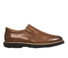 Men's Walkmaster by Deerstags Walkmaster Plain Toe Slip On Dress Shoes
