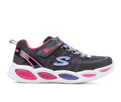 Girls' Skechers Little Kid & Big Kid Shimmer Beams Spkle Glow S-Lights Light-Up Shoes