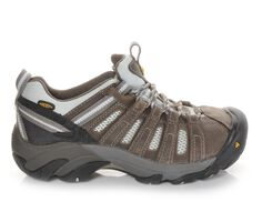 Women's KEEN Utility Flint Low Steel Toe Work Shoes