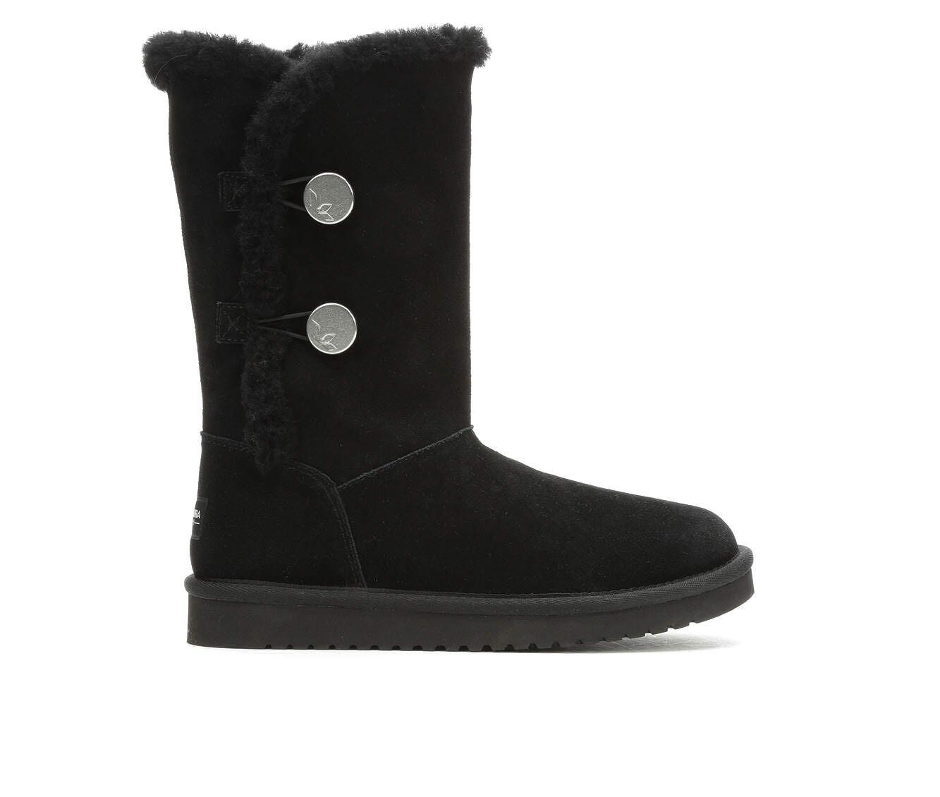 choose latest series Women's Koolaburra by UGG Kinslei Tall Boots Black/Black