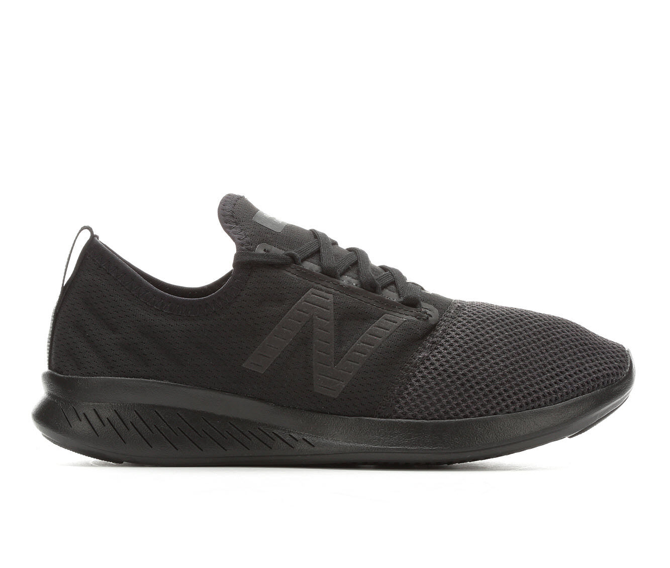 Women's New Balance Coast 4 Sneakers Black/Dk Gry