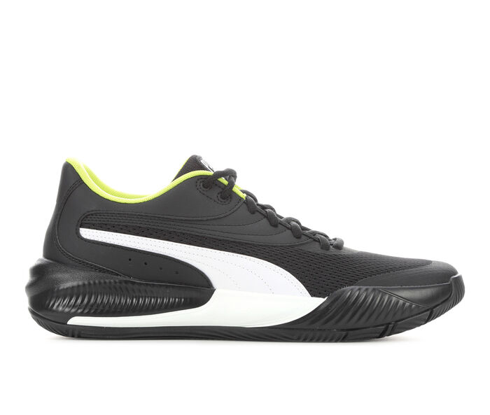 Men's Puma Triple Low Basketball Shoes