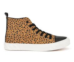 Women's Olivia Miller Ivy High-Top Sneakers