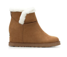 Women's Juicy Firecracker Wedge Winter Boots