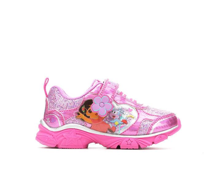 Girls' Nickelodeon Toddler & Little Kid Dora & Boots Light-Up Sneakers