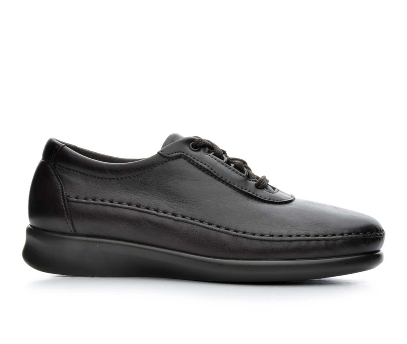 Buying New Women's Sas Traveler Comfort Shoes Dark Brown