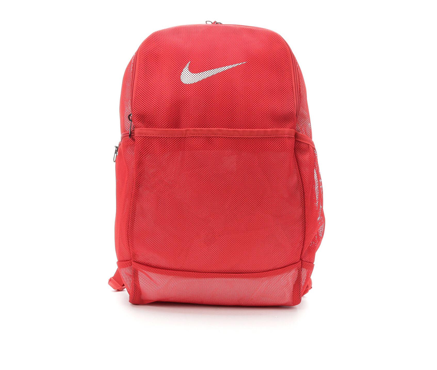 original mejor calificado venta de tienda outlet límpido a la vista Nike Brasilia Mesh Backpack | Shoe Carnival